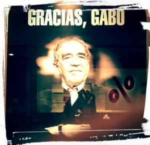 Gracias Gabo