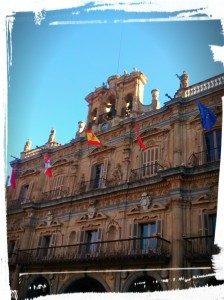 plaza facade
