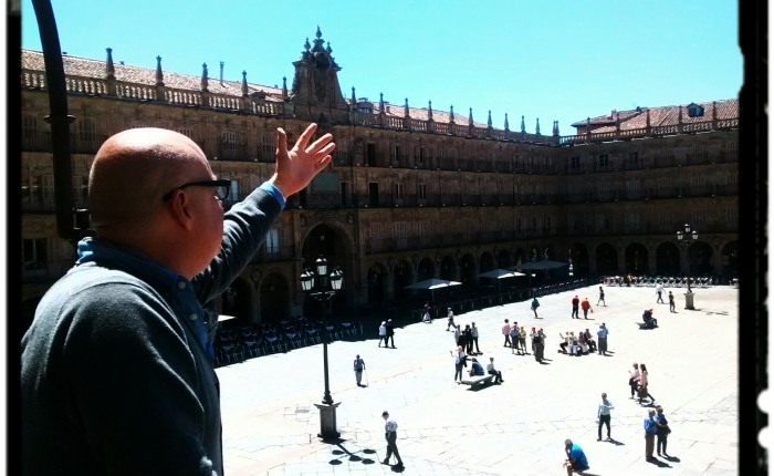 """Don't cry for me, Salamanca…"" (Spain Sampler – Week 2, Day 13)"