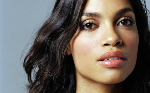 From the MediaJor Vault: Rosario Dawson