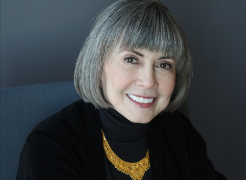 From the MediaJor Vault: Anne Rice